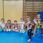 Grupa judo w przedszkolu - Grizzly judo Club
