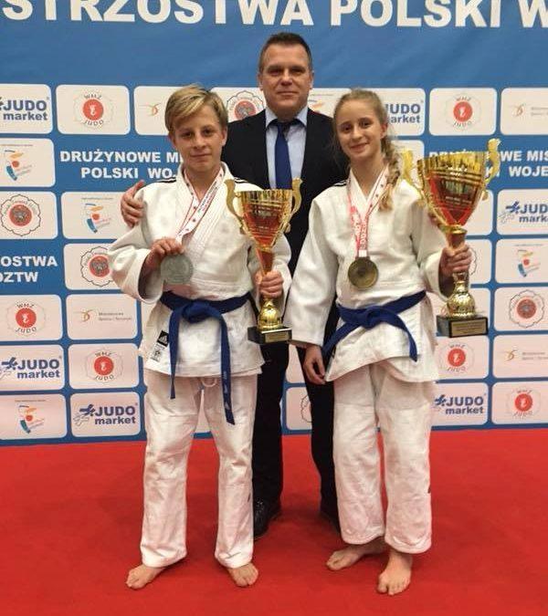 Śląska Liga Judo i turniej w Mysłowicach