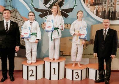 Mistrzostwa Śląska Młodzików i Młodziczek - Judo grizzly Club