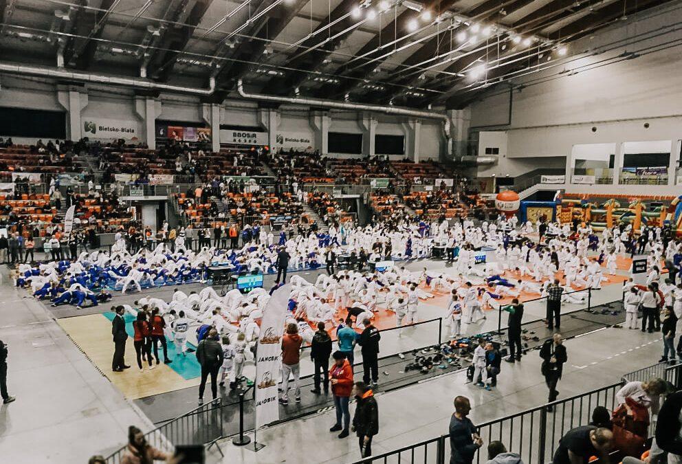 Turniej judo w Bielsku-Białej